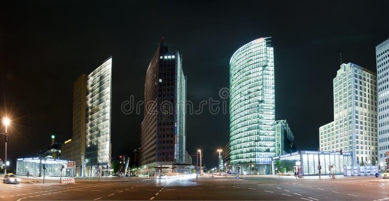 potsdamer platz berlin стоковая фотография