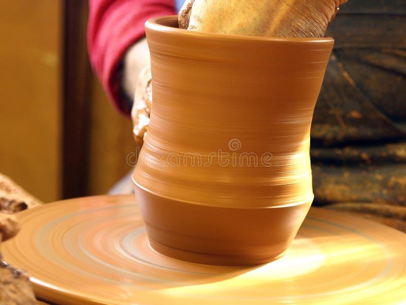 Download Potter stock image. Image of mole, make, handicraft, closeup - 24565609