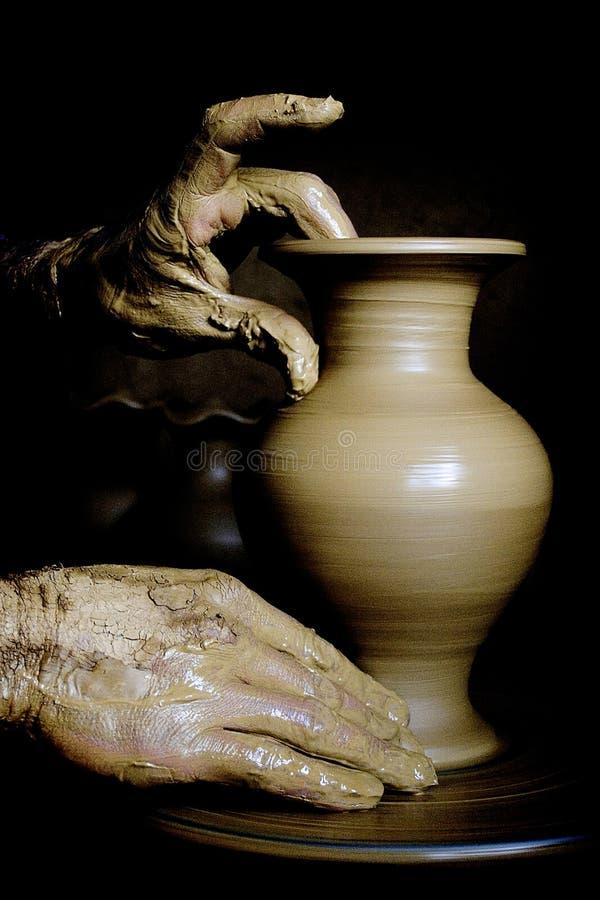 Download Potter stock image. Image of handmade, handicraft, potter - 28228743
