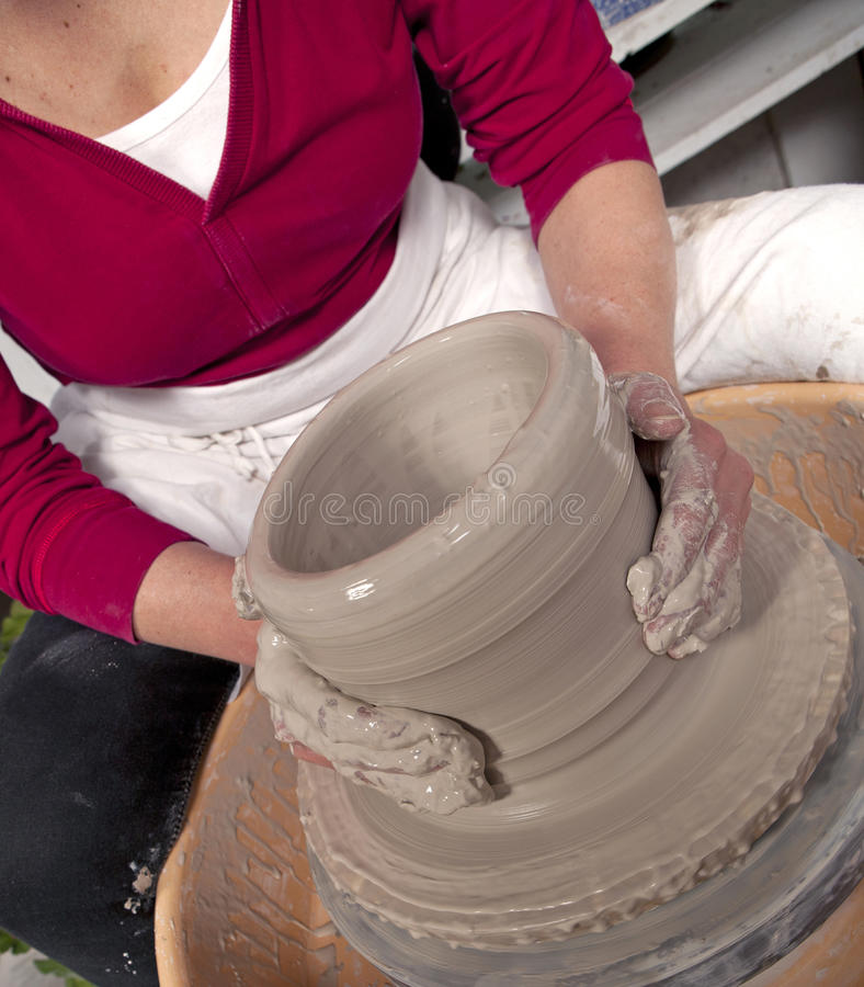 Free Potter Royalty Free Stock Image - 30632156
