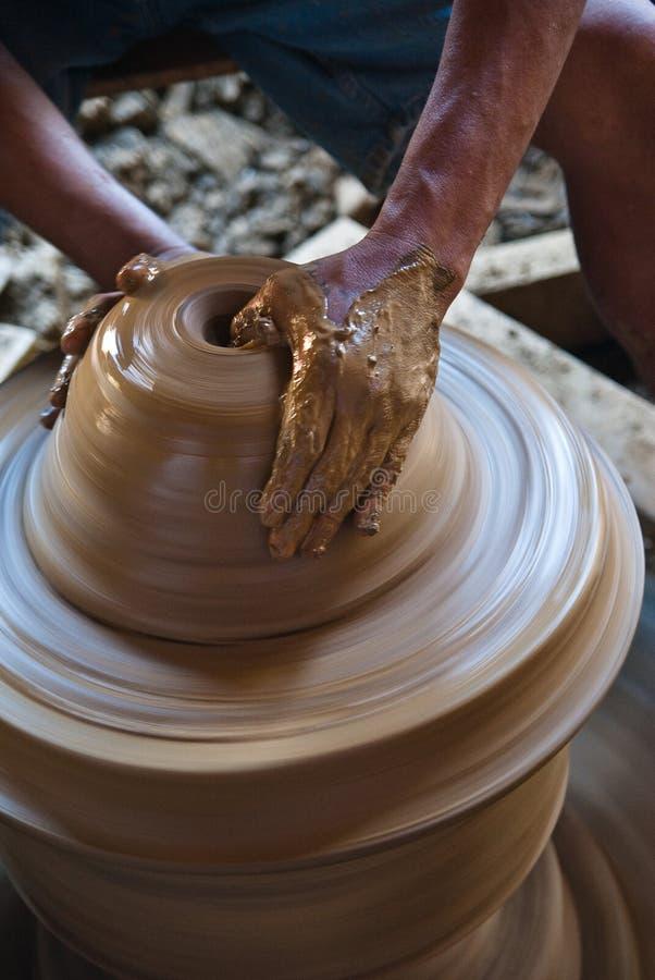 Potterry royalty-vrije stock foto