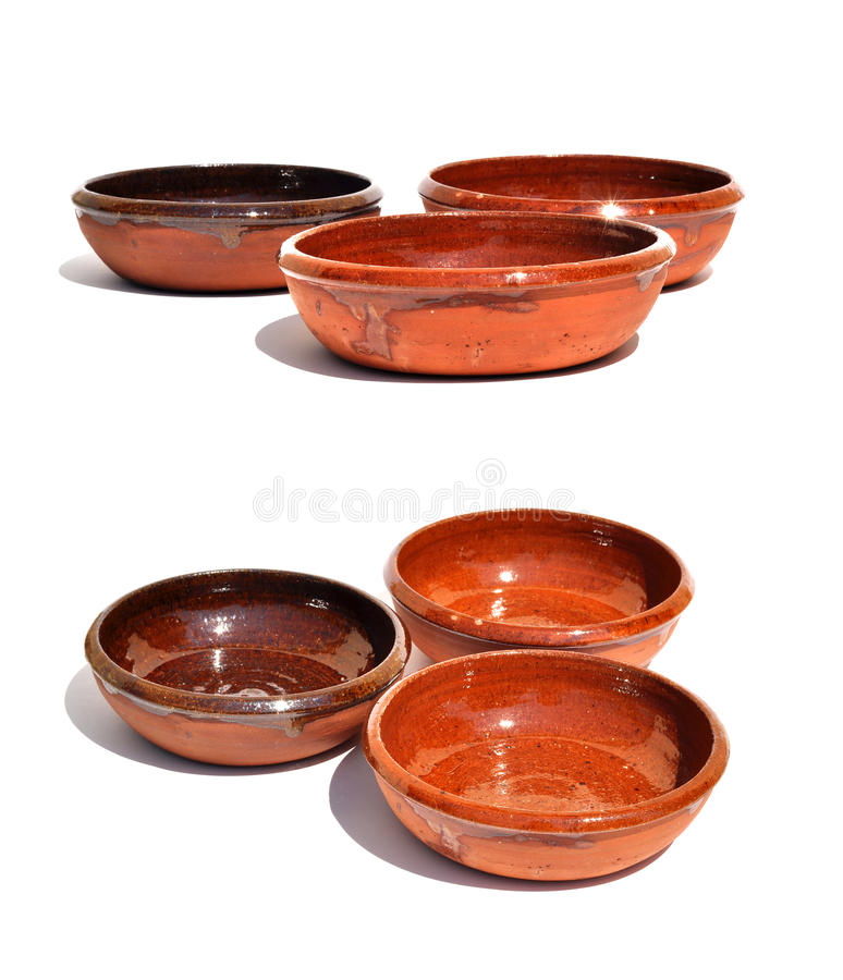 Pottery 0014 stock image