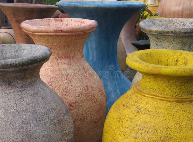 Pottery-0281 stockfoto