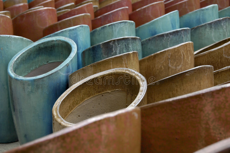 Pottery 2 stock photography