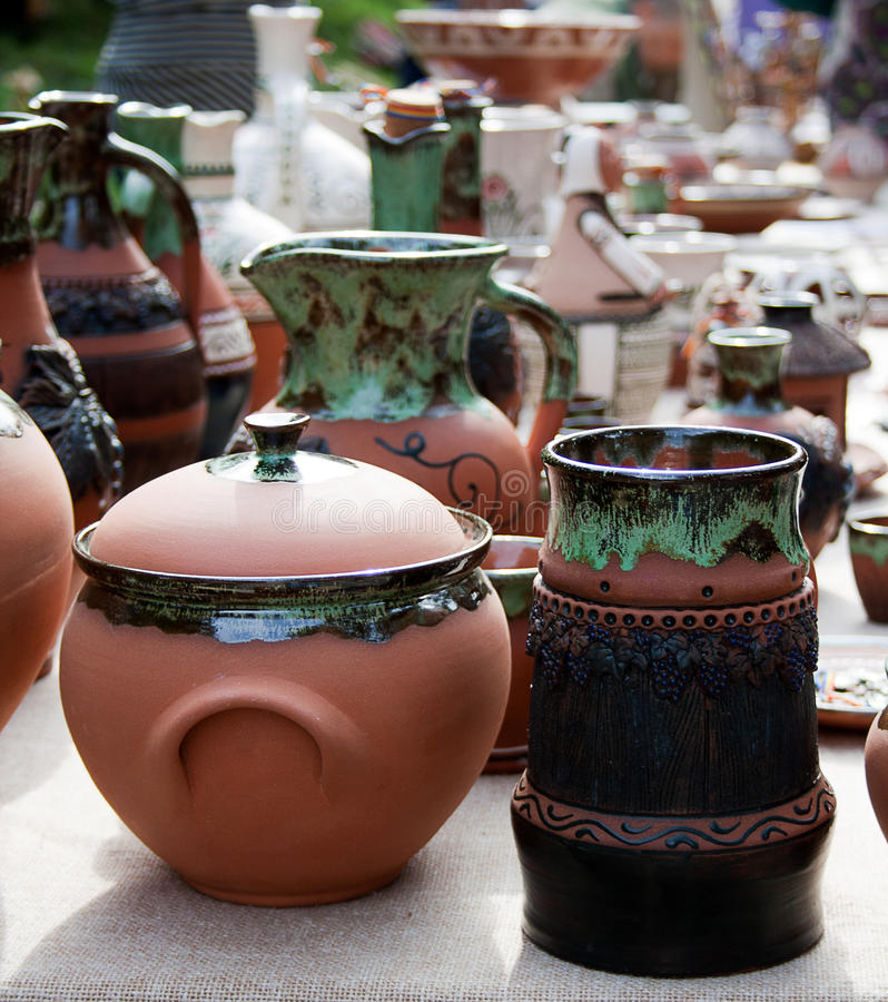Download Pottery stock image. Image of image, graphic, pottery - 26983371