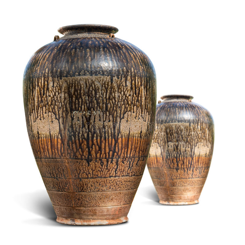 Download Pottery for Decorate stock image. Image of isolated, craft - 35129221