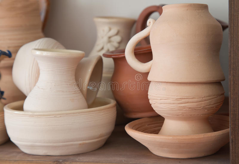 Download Pottery Examples Stock Photography - Image: 21601572