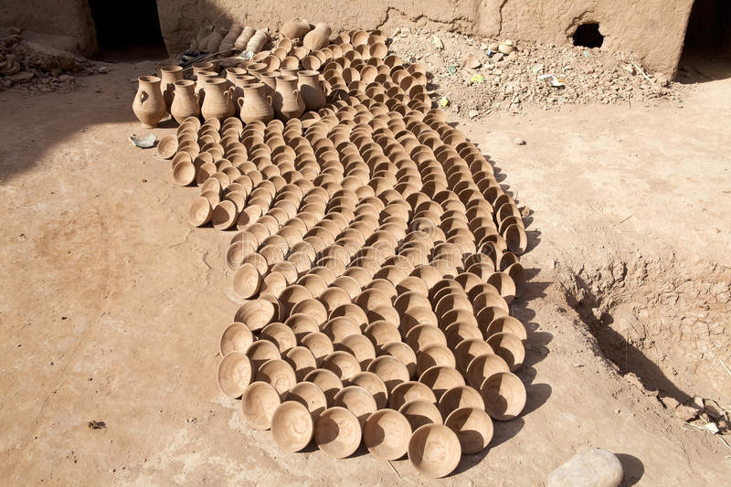 Download Pottery Factory Stock Photography - Image: 26908062