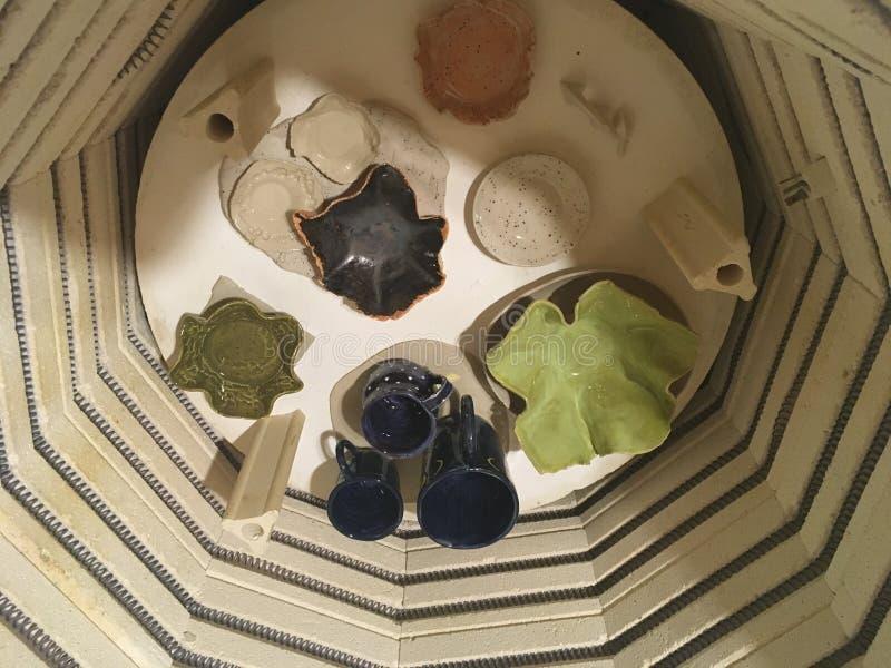 Pottery Kiln royalty free stock image