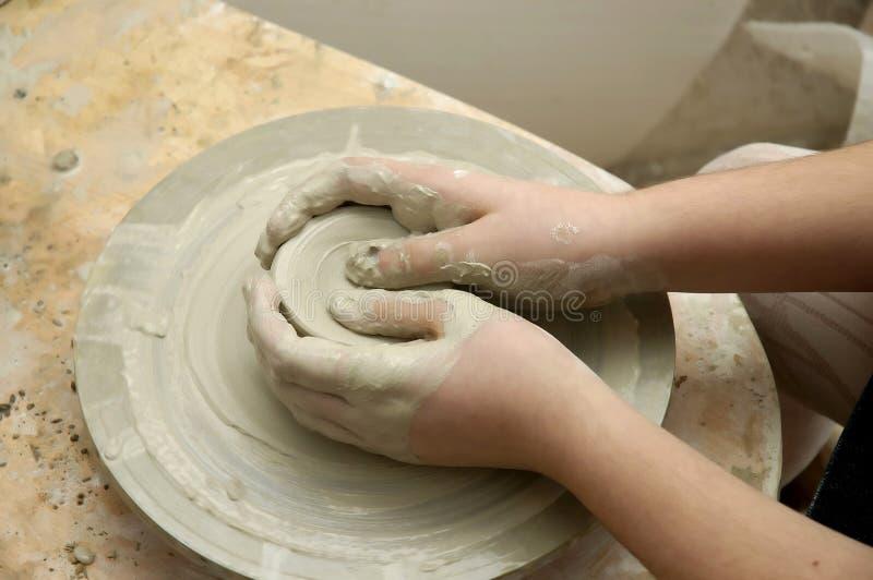 Pottery24 fotografía de archivo libre de regalías