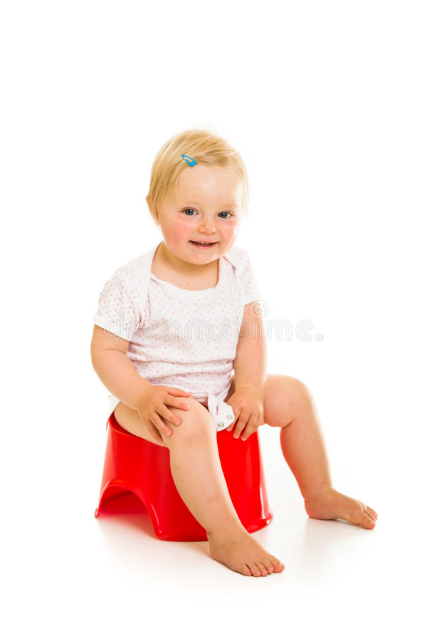 Download Potty Training stockfoto. Bild von piddle, mädchen, learn - 26365030