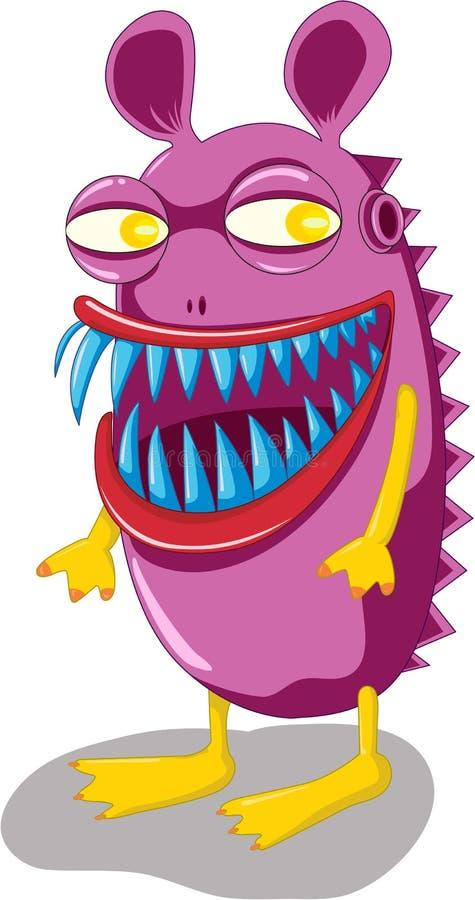 potwór ilustracja wektor