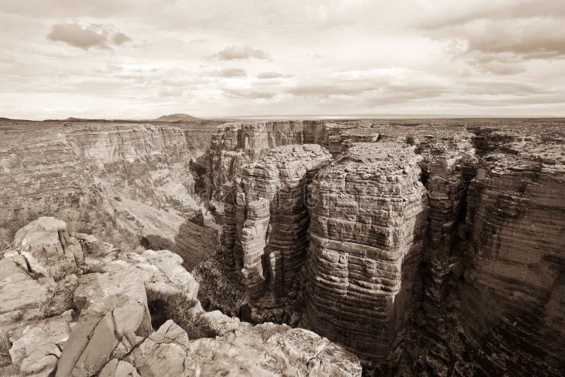 Pouca garganta de Colorado fotografia de stock