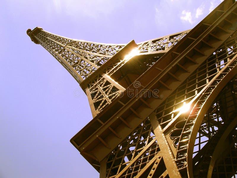 Pouca torre Eiffel fotos de stock royalty free