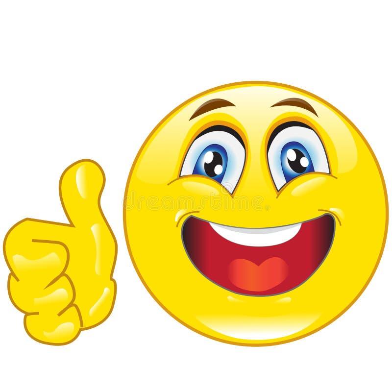 Smiley Pouce Vers Le Haut Stock Illustrations Vecteurs Clipart 110 Stock Illustrations