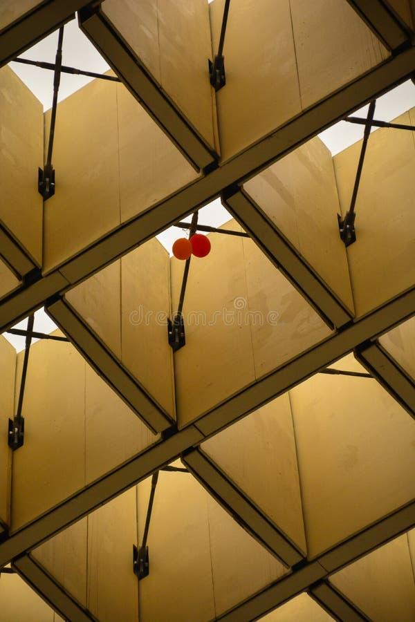 Pouco detalha: um balão que faz a diferença imagens de stock royalty free