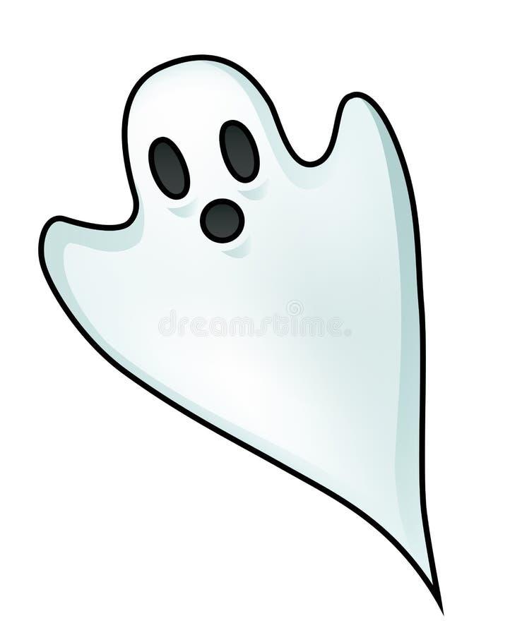 Pouco fantasma ilustração royalty free