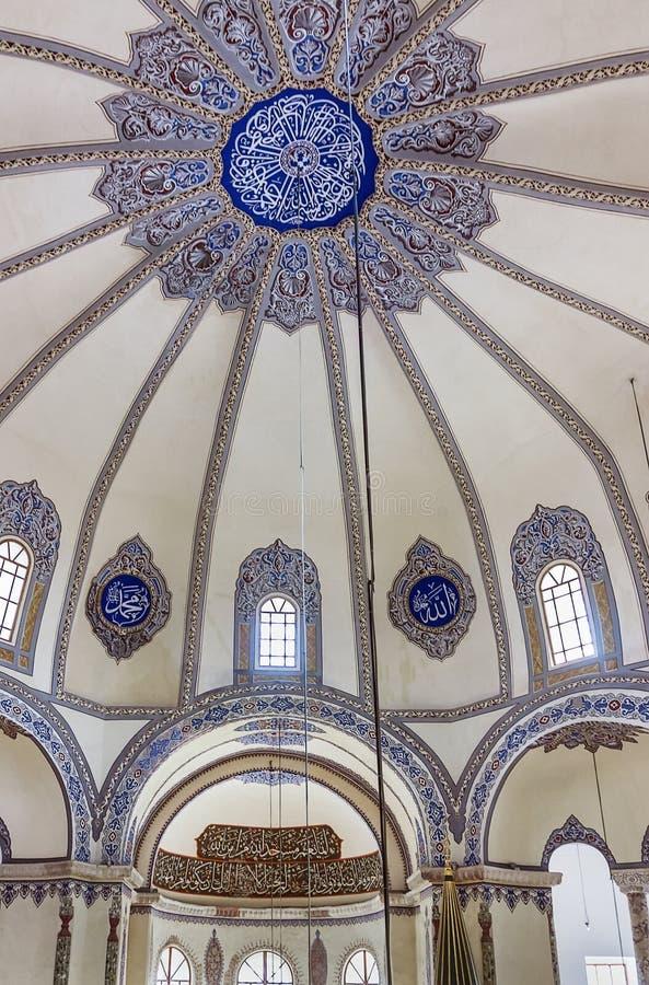 Pouco Hagia Sophia, Istambul imagens de stock