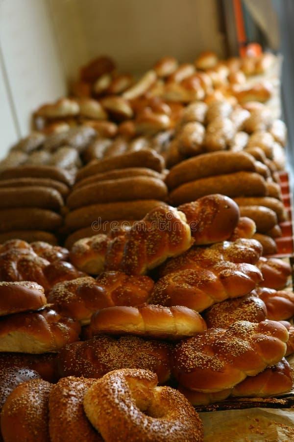 Poucos loafs do trigo fotos de stock royalty free