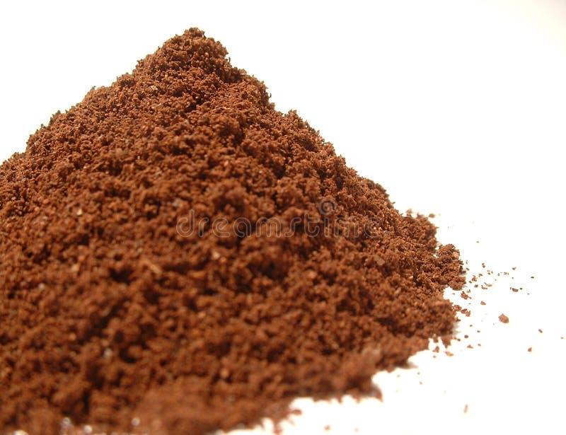 Poudre 2 de café photo stock