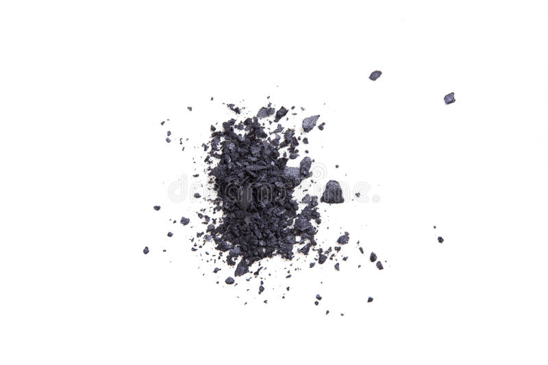 Download Poudre De Fards à Paupières De Satin, Makeaup Et Fond Noirs De Cosmétique Image stock - Image du cosmetic, professionnel: 77151151
