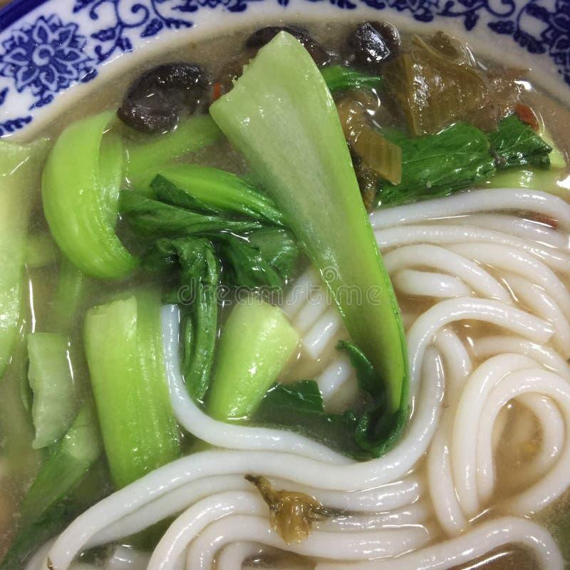 Poudre de soupe de Nan-Tchang photo libre de droits