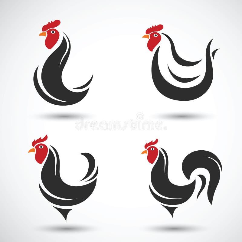 poule illustration stock