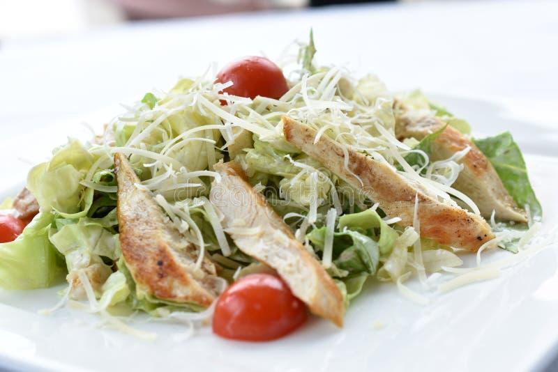 Poulet Caesar Salad photos stock