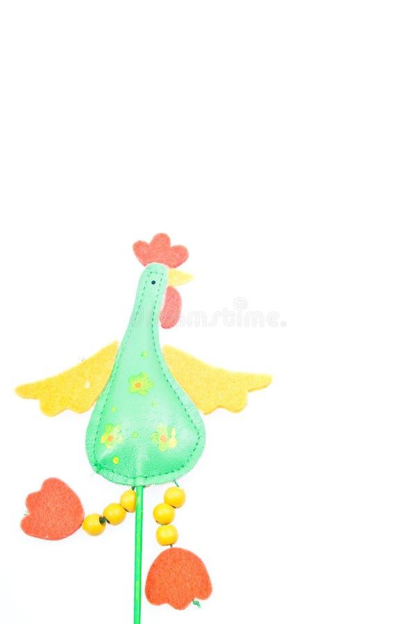 poulet Pâques photographie stock