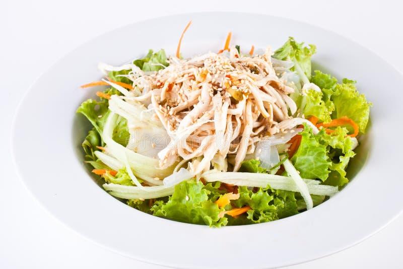 Poulet Salad1 photographie stock