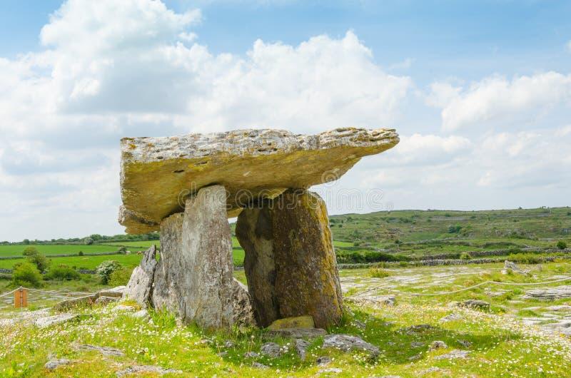 Download Poulnabrone Dolmen, Republic Of Ireland Stock Photo - Image: 32337680