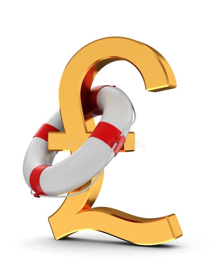 Download Pound stock illustration. Image of help, marketing, insurance - 26300145
