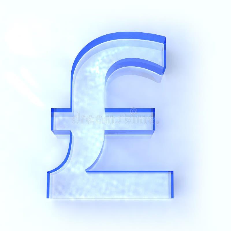 Pound Currency Symbol Stock Illustration Illustration Of Market