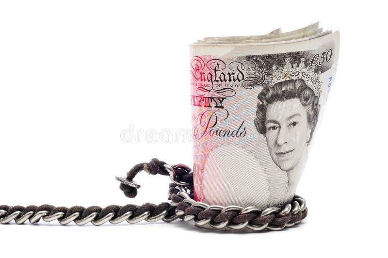 Download Pound notes editorial stock image. Image of crash, bank - 19388614