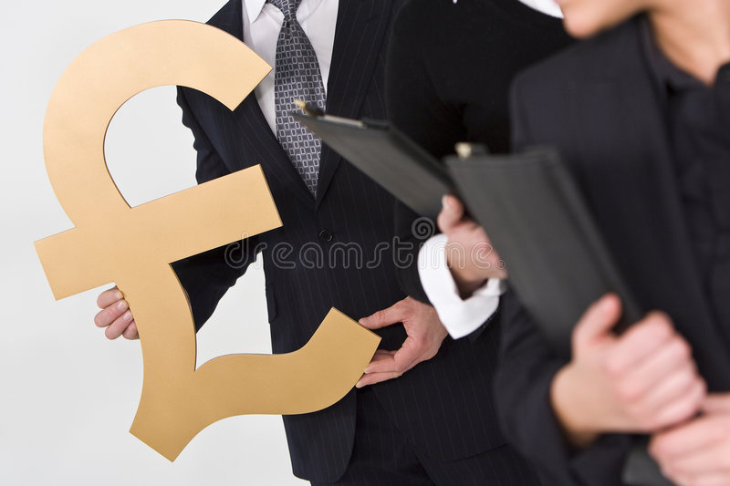 Download Pound Sterling stock image. Image of studio, money, finance - 7414833