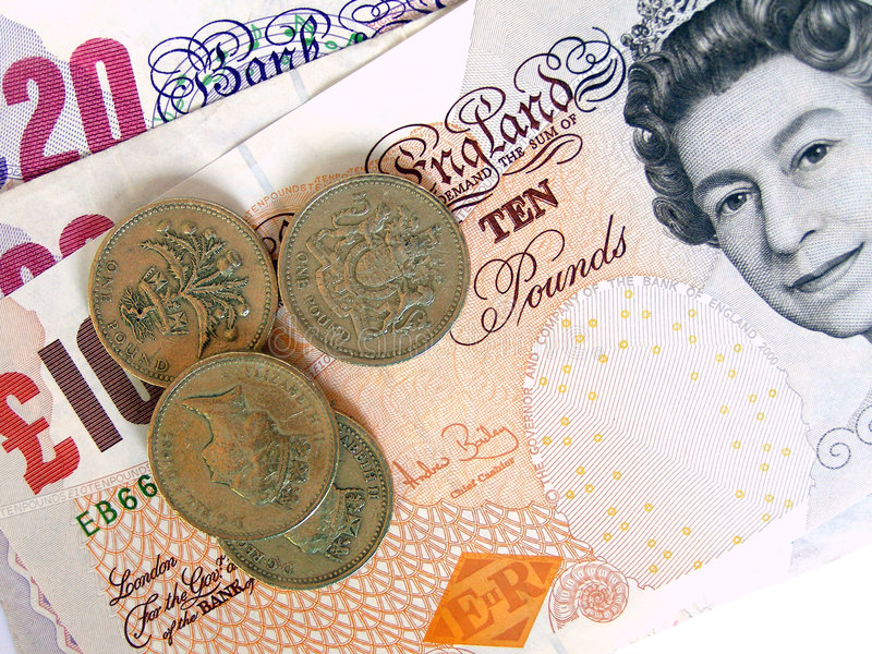 Download Pounds editorial stock photo. Image of pounds, penny, making - 5865763