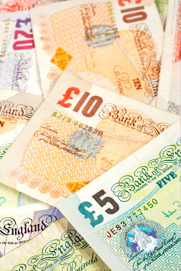 Free Pounds Money Royalty Free Stock Images - 3305319