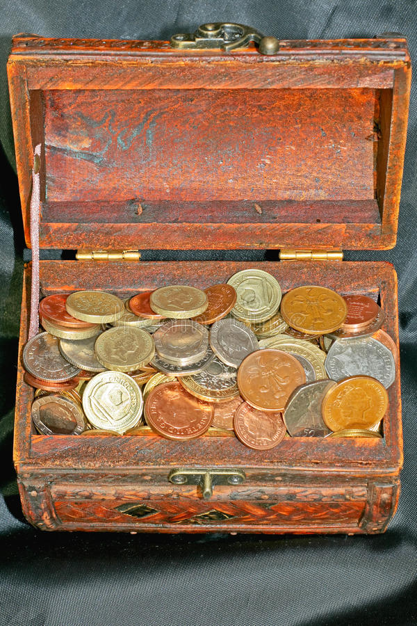 Pounds and pennies