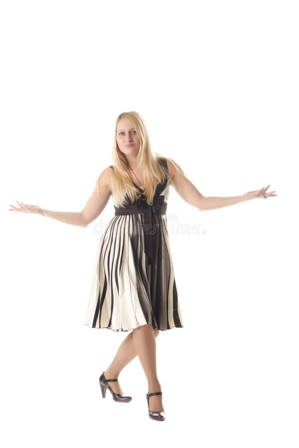 poupée de danse image libre de droits