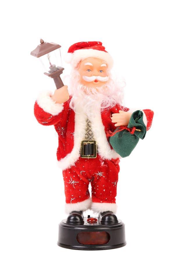 Poupée de Santa Claus. images libres de droits