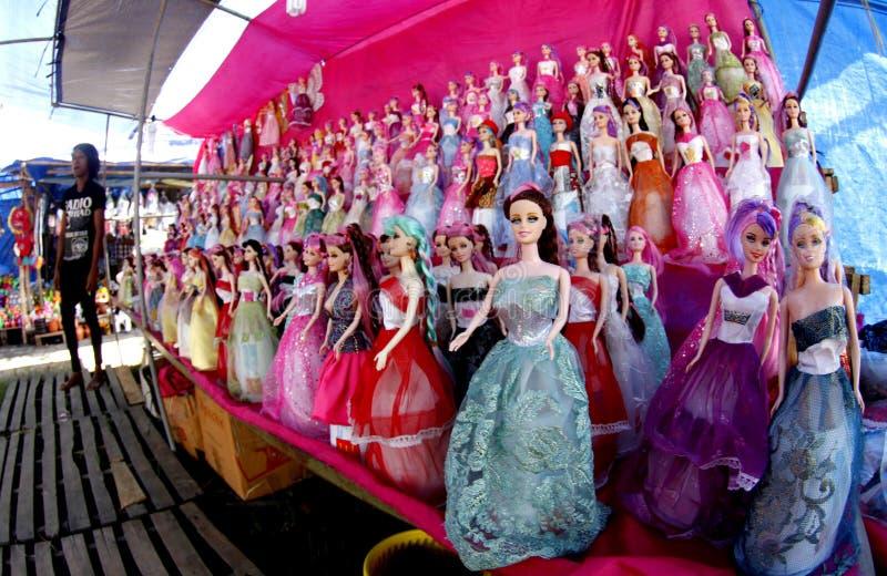 Poupées de Barbie photo libre de droits