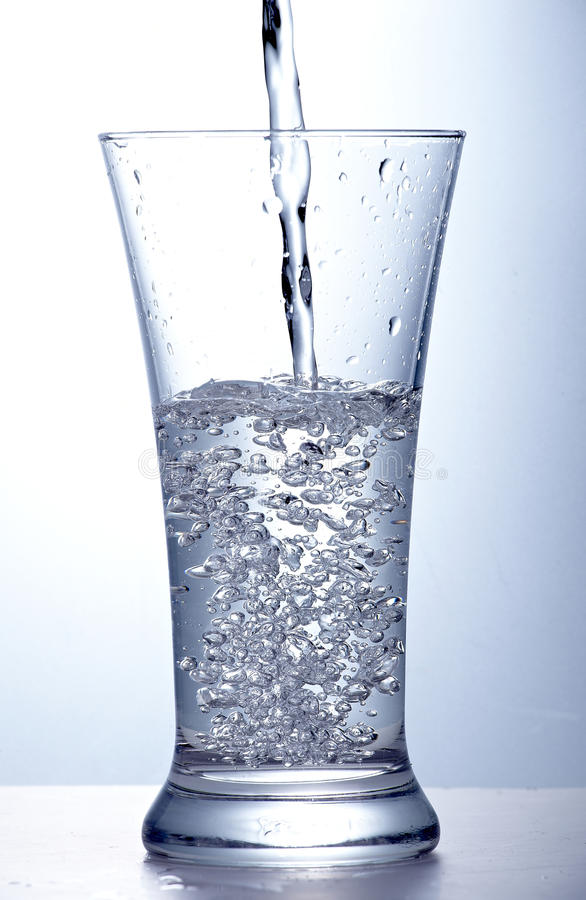 Download Pour clean  water stock image. Image of pour, grey, light - 27297343