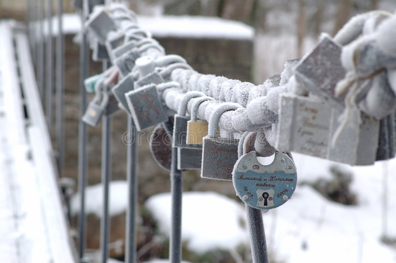 Download Pour Toujours Mariage, L'hiver Photo stock - Image du accabler, tradition: 54254