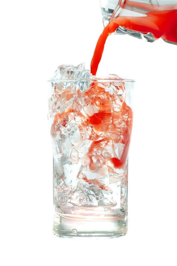 Free Pouring Fresh Tomato Juice Royalty Free Stock Photo - 2332555