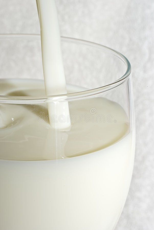 Download Pouring Milk Royalty Free Stock Photo - Image: 6329265