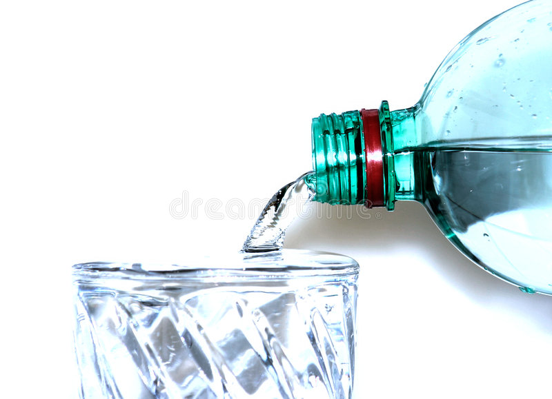 Download Pouring Water high-key stock photo. Image of isolate, light - 25796