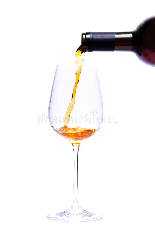 Download Pouring wine stock photo. Image of wine, pour, alcohol - 17260098