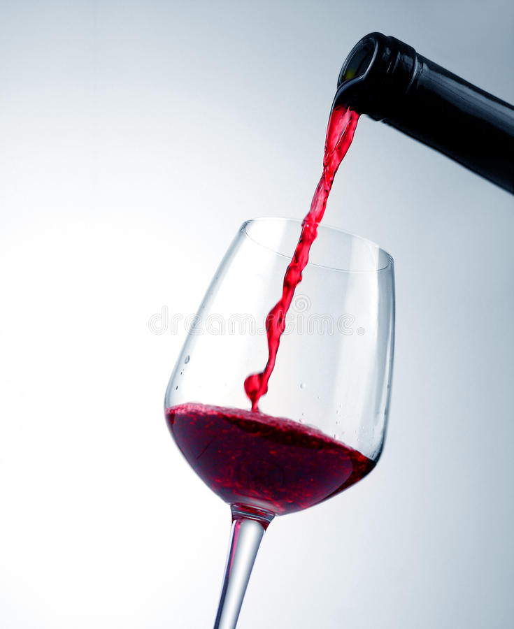 Download Pouring wine stock photo. Image of drink, pour, liquor - 17869866