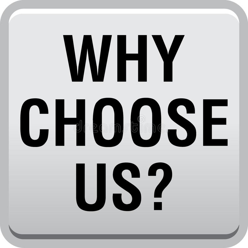 Pourquoi choisissez-nous illustration stock