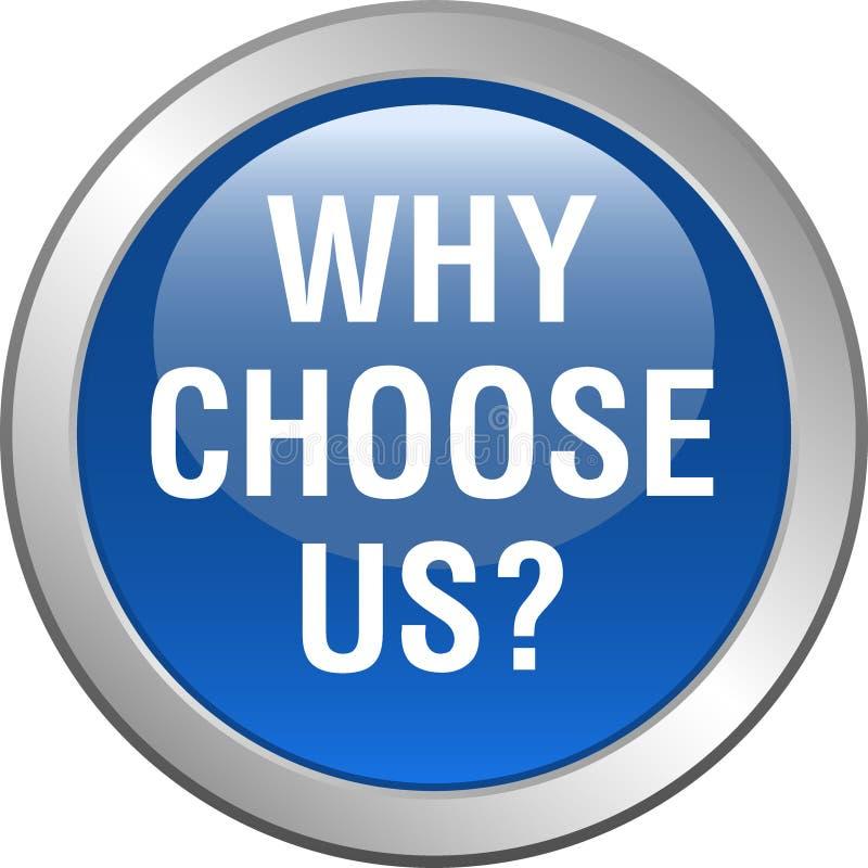 Pourquoi choisissez-nous bouton illustration libre de droits